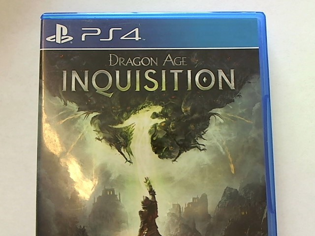 SONY PLAYSTATION 4 DRAGON AGE INQUISITION