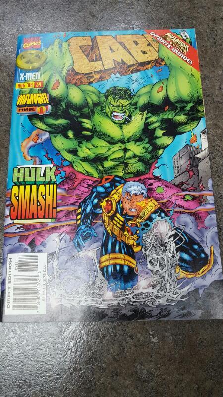 MARVEL COMICS Comic Book THE INCREDIBLE HULK