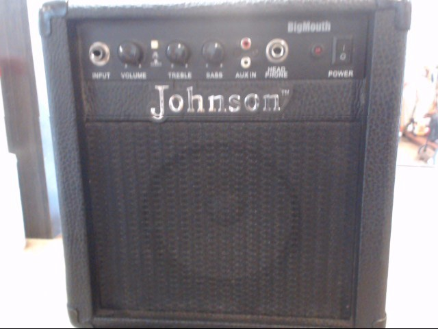 JOHNSON Amplifier BIG MOUTH