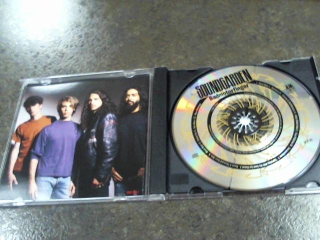 SOUNDGARDEN CD BAD MOTOR FINGER