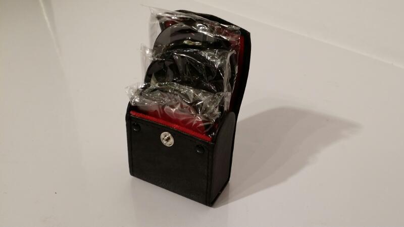 XIT PRO SERIES HD 3 PC. DIGITAL FILTER SET]