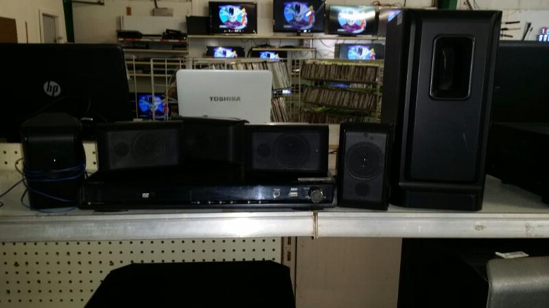 INSIGNIA Surround Sound Speakers & System NS-H2002B
