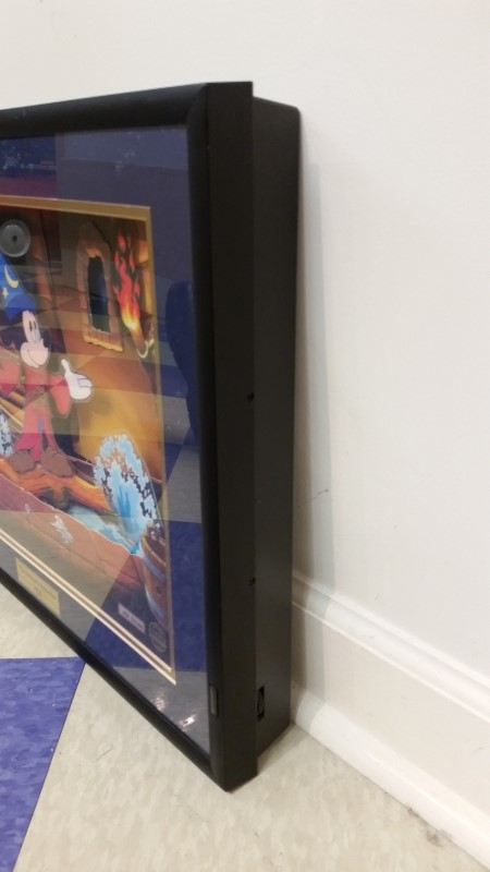 LTD Edition The Sorcerer's Apprentice Animated Disney Showcase Collection #DYFAN
