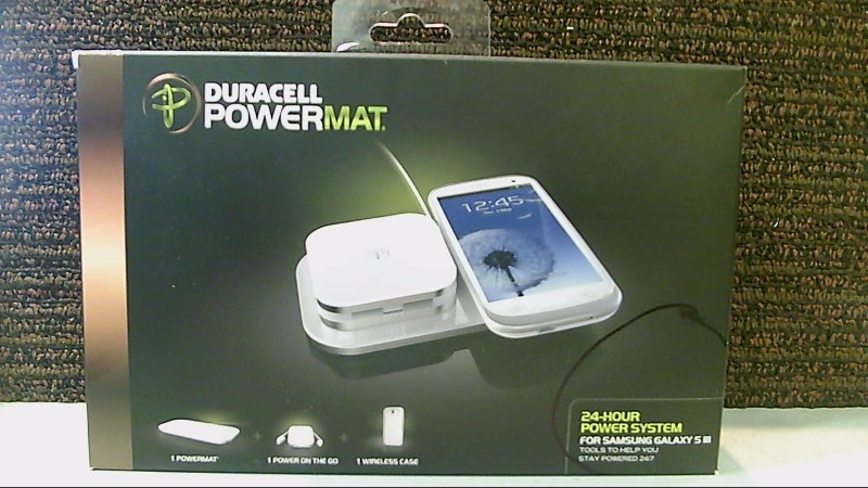 Duracell Powermat 24-Hour Power System