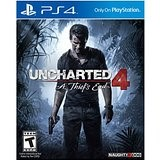 PlayStation 4: Uncharted 4 Thief's End