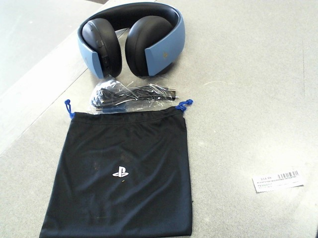 PLAYSTATION HEADPHONES UNCHARTED