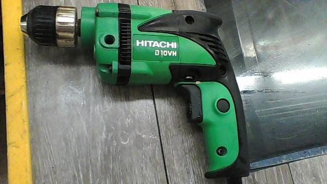HITACHI Corded Drill D10VH