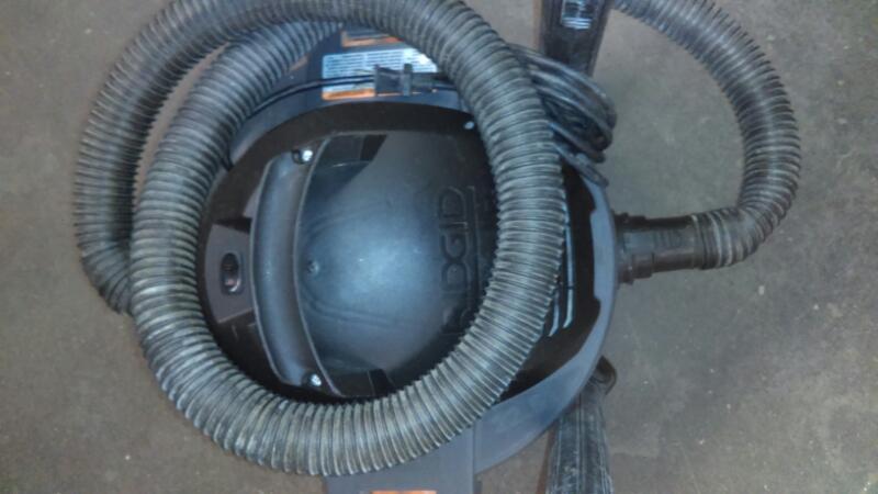 RIDGID TOOLS Vacuum Cleaner WD06701