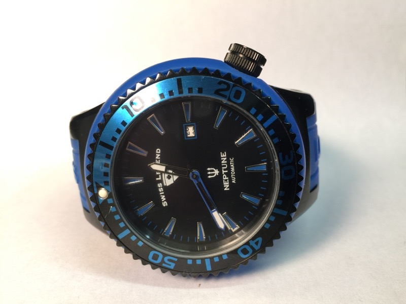 SWISS LEGEND Gent's Wristwatch NEPTUNE