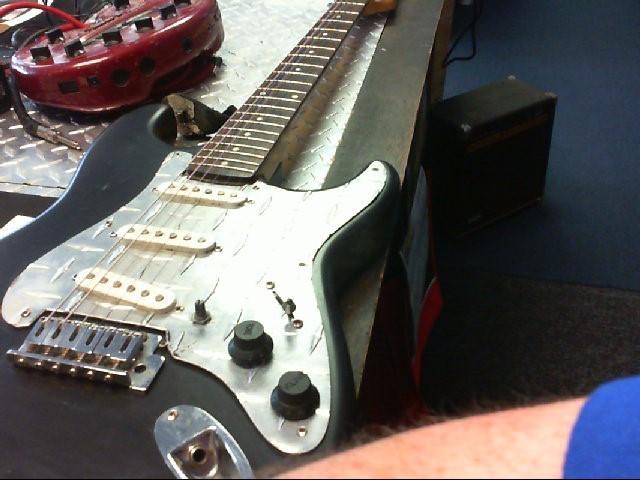 AUSTIN GUITARS Electric Guitar AU786