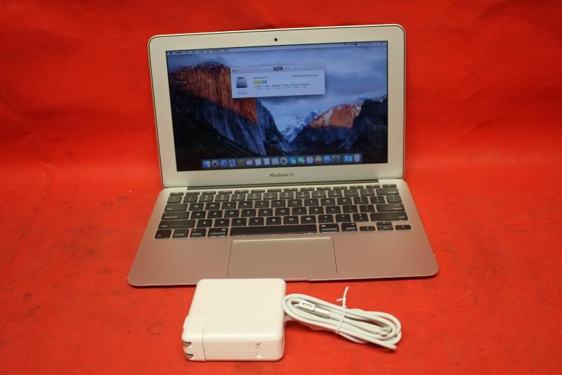 """MacBook Air 11"""" A1370 Mid 2011 4GB RAM 60.7 GB Flash HD 1.6Ghz i5"""