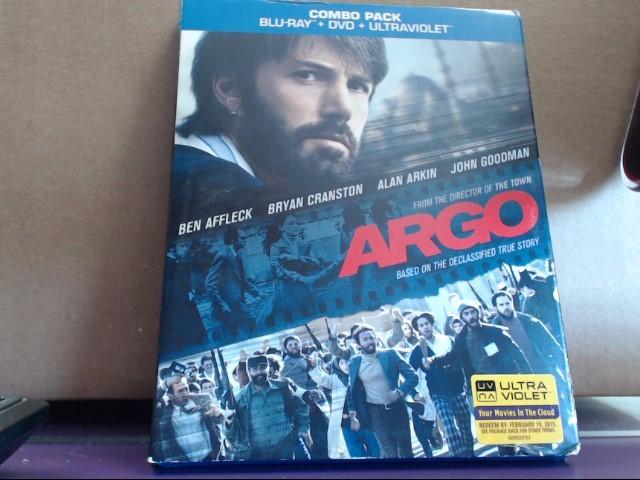 BLU-RAY MOVIE Blu-Ray ARGO