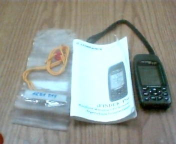 LOWRANCE GPS System IFINDER PRO
