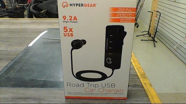 HYPEAR GEAR USB CAR CHARGER