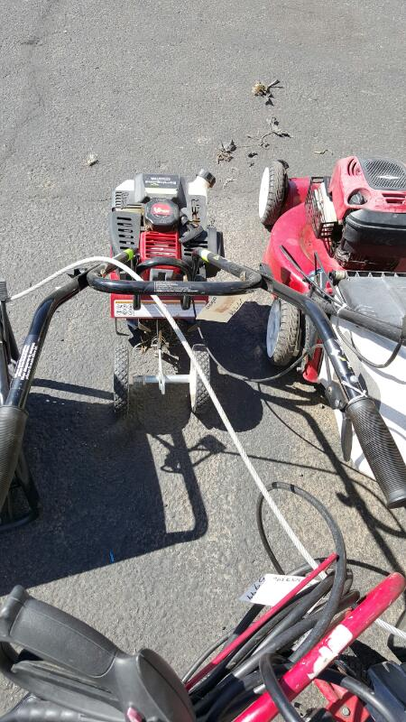 EARTHQUAKE Tiller MC43 MINI CULTIVATOR