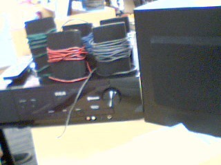 RCA Surround Sound Speakers & System RT2781BE