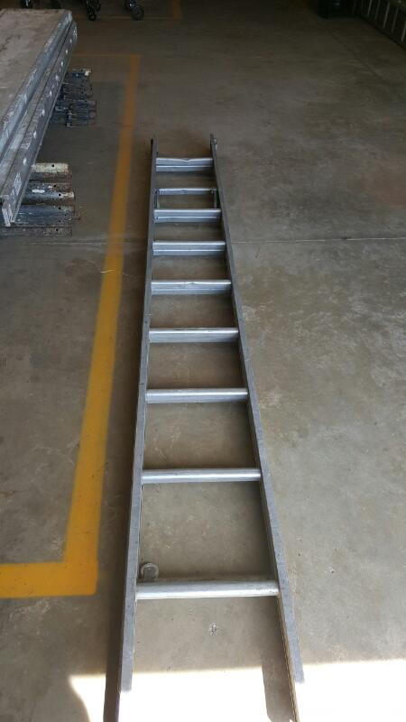 NO NAME 16' LADDER 200LB ALUMINUN