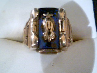 Gent's Gold Ring 10K Yellow Gold 9g