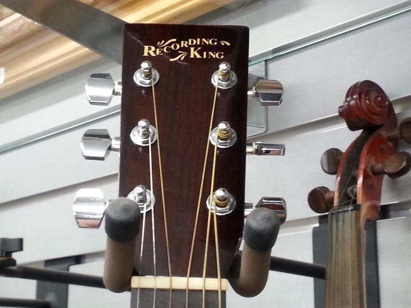 RECORDING KING GUITAR LEFT HAND RD-06I RD-06I