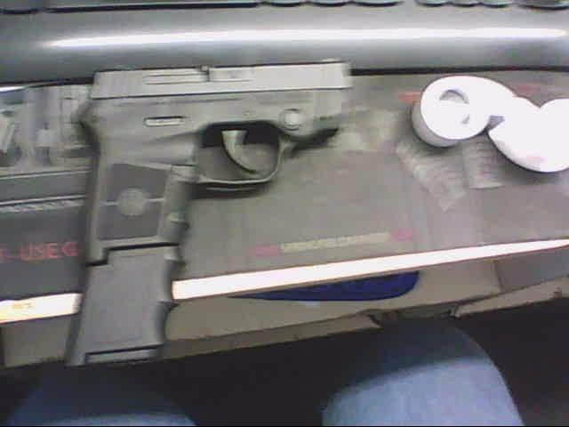 SMITH & WESSON Pistol BODYGUARD 380 W/LASER