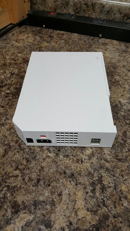 Nintendo Wii Console - White (Model RVL-001)