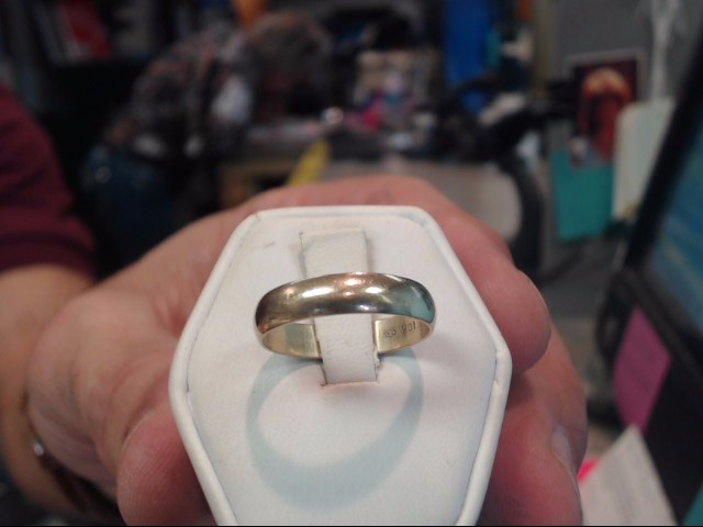 Lady's Gold Ring 10K Yellow Gold 1.4dwt Size:6.5