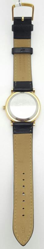 OMEGA CONSTELLATION GOLD PLATED QUARTZ WATCH 191.032