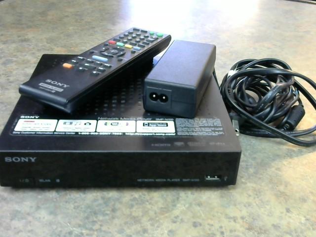SONY Digital Media Receiver SMP N100