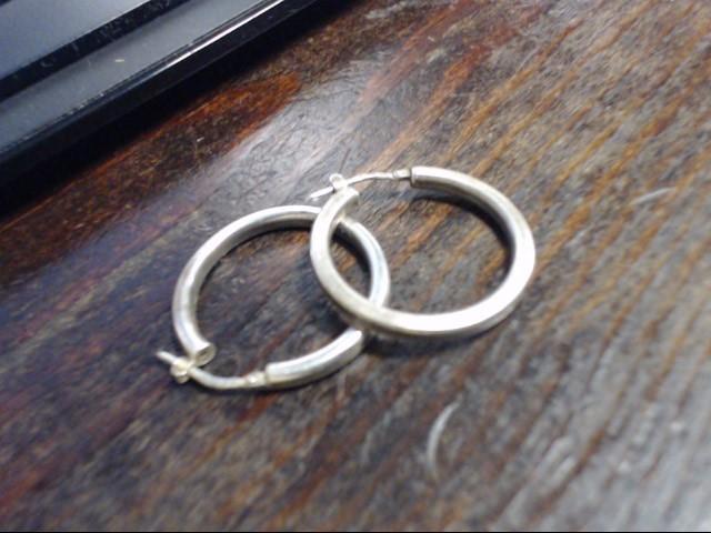 Silver Earrings 925 Silver 5.6g