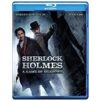 BLU-RAY MOVIE Blu-Ray SHERLOCK HOLMES