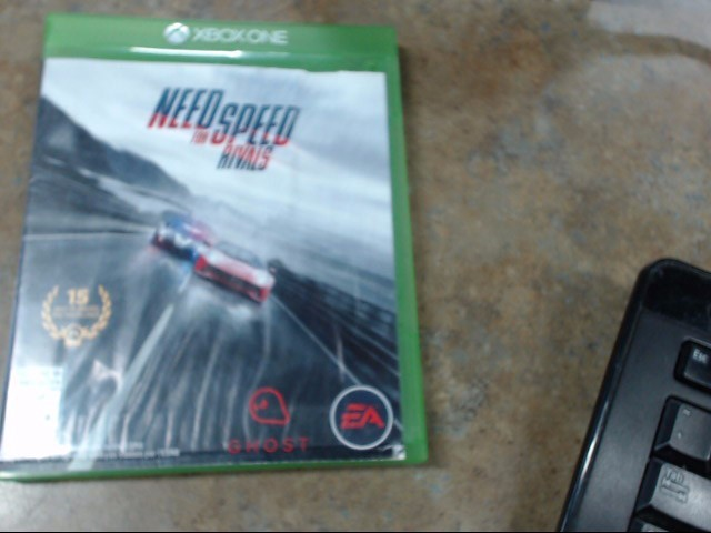 MICROSOFT Microsoft XBOX One Game NEED FOR SPEED RIVALS - XBOX ONE