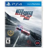 PlayStation 4: Need for Speed Rivals