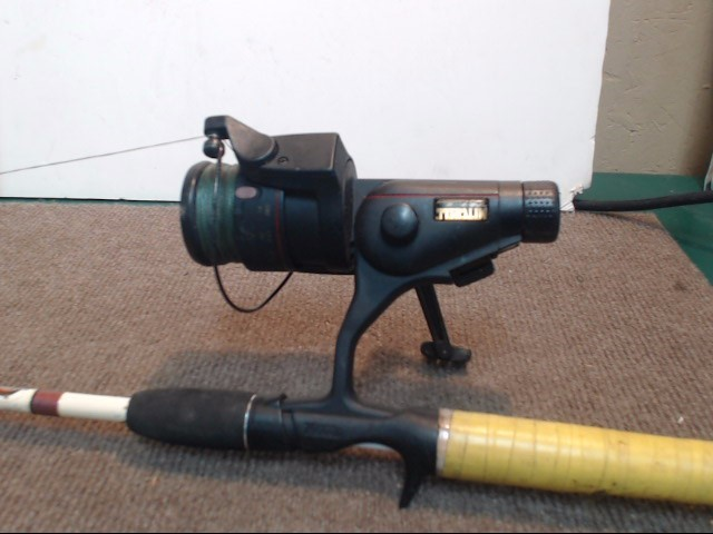 Fishing Rod & Reel QUANTITY - FISHING POLES