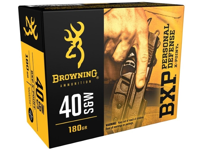 BROWNING Ammunition BXP