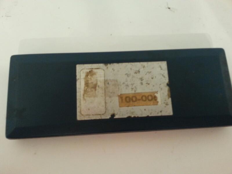 Yuasa Metalworking Precision Tool Dial Caliper 100-006 w/ Case