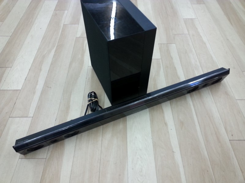 Samsung Crystal Surround Air Track System