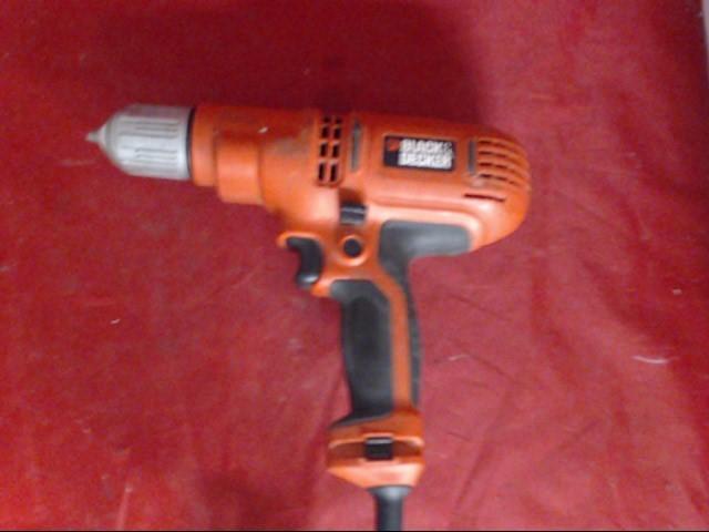 BLACK&DECKER Corded Drill DR340