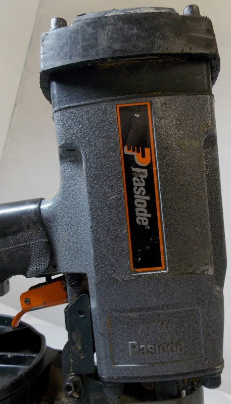 PASLODE 4250CP STL COIL NAILER FOR WOOD TO STEEL APPLICATIONS
