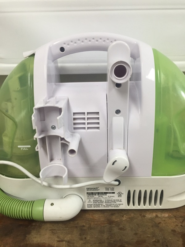 BISSELL Vacuum Cleaner LITTLE GREEN PROHEAT PET