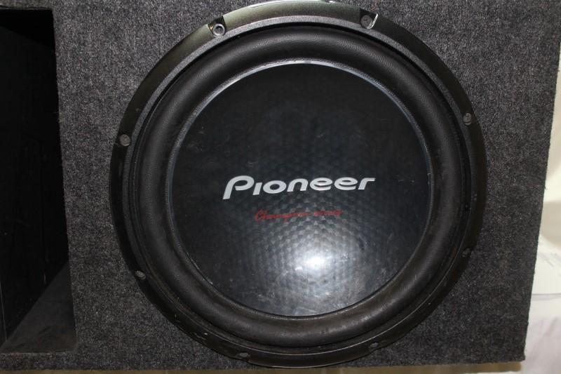PIONEER ELECTRONICS Car Speakers/Speaker System CHAMPION SERIES