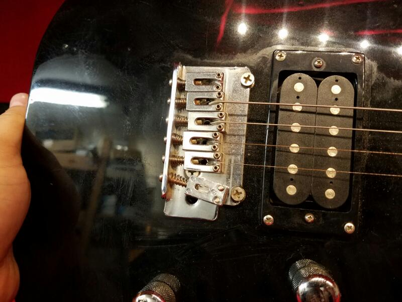 Jackson RH Dinky Electric Guitar - Black