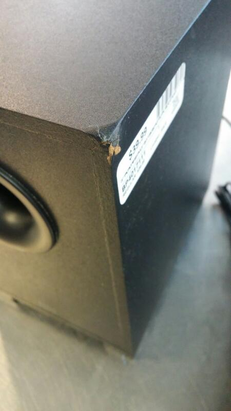 LOGITECH Surround Sound Speakers & System BX1221