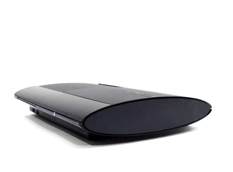 Sony Playstation 3 250GB Super Slim PS3 Game System CECH-4001B>