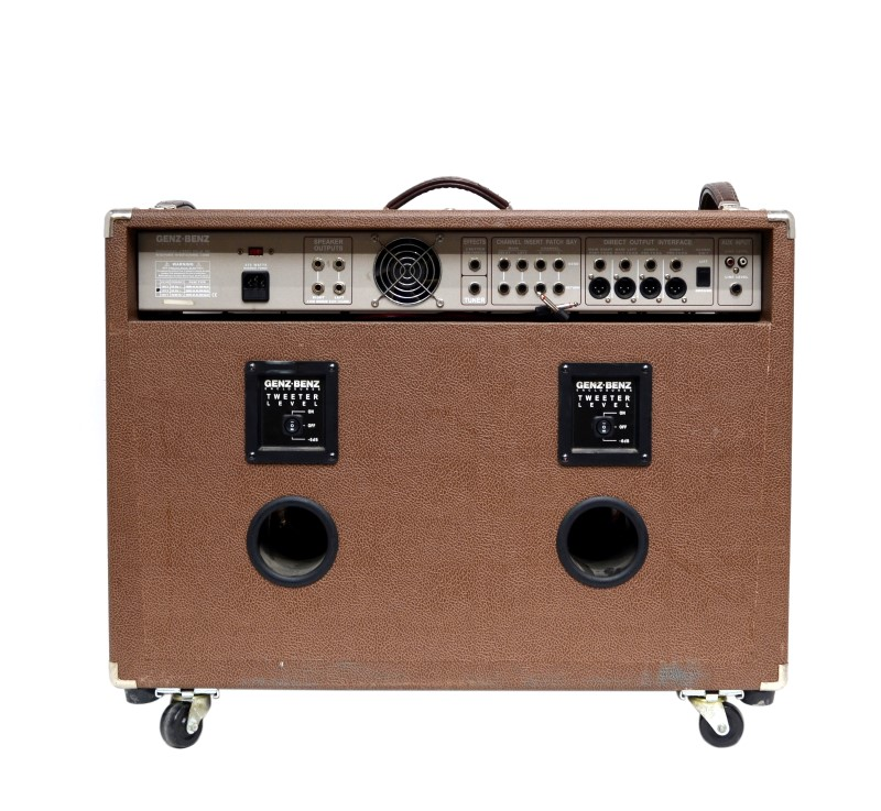 Genz Benz Shenandoah Stereo Delux 200W Stereo Acoustic Combo Amp *