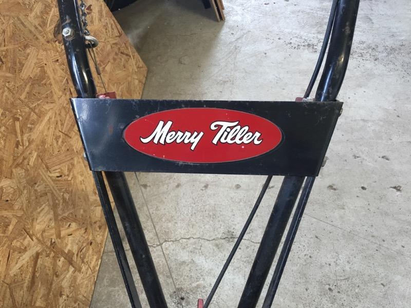 MERRY TILLER Tiller 911212