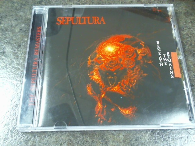 SEPULTURA: BENEATH THE REMAINS!