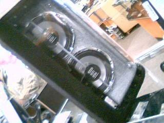 DUAL ELECTRONICS Car Speakers/Speaker System XINBP210