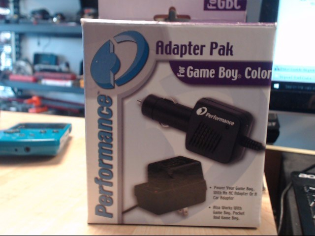 INTERACT Game Boy GBC ADAPTER PAK