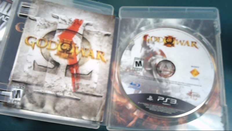 SONY Sony PlayStation 3 Game GOD OF WAR III