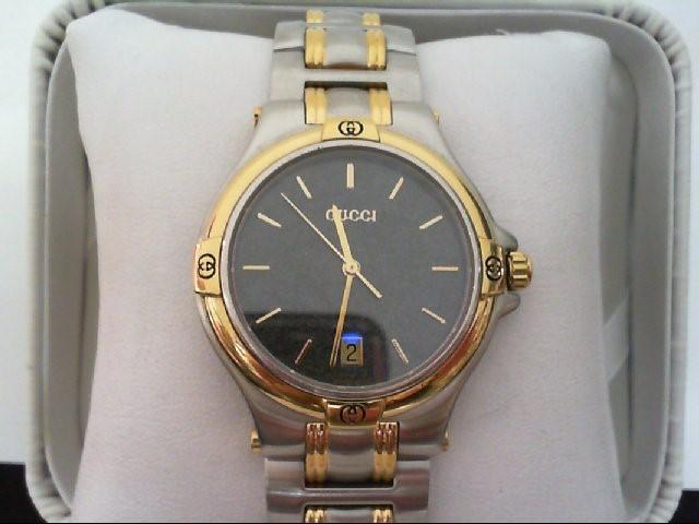 GUCCI Lady's Wristwatch 9040M